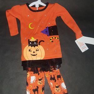Carter's Halloween PJ sets